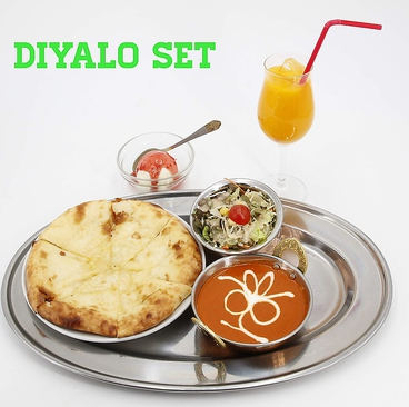 ナンとカレー屋 ディヤロ アジアンディッシュのおすすめ料理1
