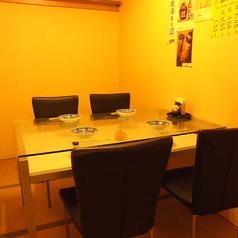 2名様から4名様まで収容可能な完全個室です個室/飲み放題/鍋/居酒屋/女子会