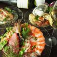 北海道「斉藤水産」の新鮮魚介