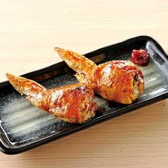 手羽餃子 (タレ・塩) 2ヶ