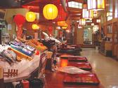 海鮮ろばた 船栄 柏崎店の雰囲気2