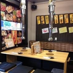 炭火焼肉 敏 呉市広店の雰囲気1