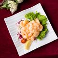 料理メニュー写真海老のチリソース炒め/海老のカリカリマヨネーズ