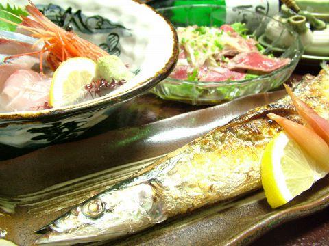 旨い魚が食べられる!!ホッと落ち着く居酒屋。