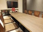 カラオケと料理を堪能出来る掘りごたつ個室♪プライベート飲みや家族でのお食事などにもおすすめです!