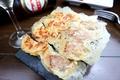 料理メニュー写真【焼き】エンパナーダ(海老/豚ミンチ)