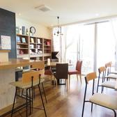 ヘルスカフェアプリコット Health cafe Apricotの雰囲気2