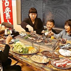 札幌BBQ バーベキューの写真