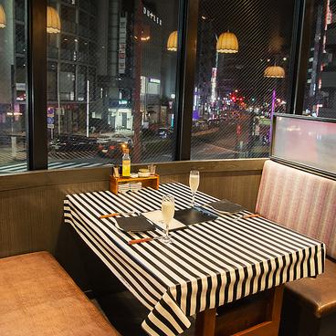 ステーキハウス Gottie's BEEF ゴッチーズビーフ 池袋西口店の雰囲気1