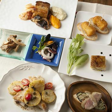 パイスバスコ PAIS VASCO 銀座のおすすめ料理1