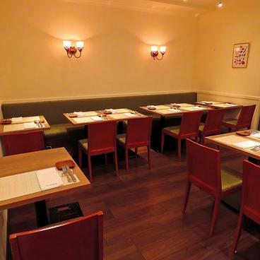 レストラン ラ セゾンの雰囲気1