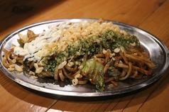 ダルマ食堂のコース写真