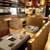 ステーキハウス Gottie's BEEF ゴッチーズビーフ 池袋西口店の雰囲気2