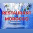 RESTAURANT MOROCCOのロゴ