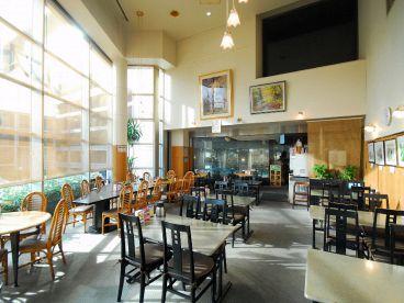泉中央 レストラン冠の雰囲気1