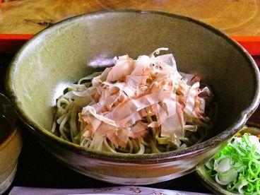 笏谷そば 本店のおすすめ料理1