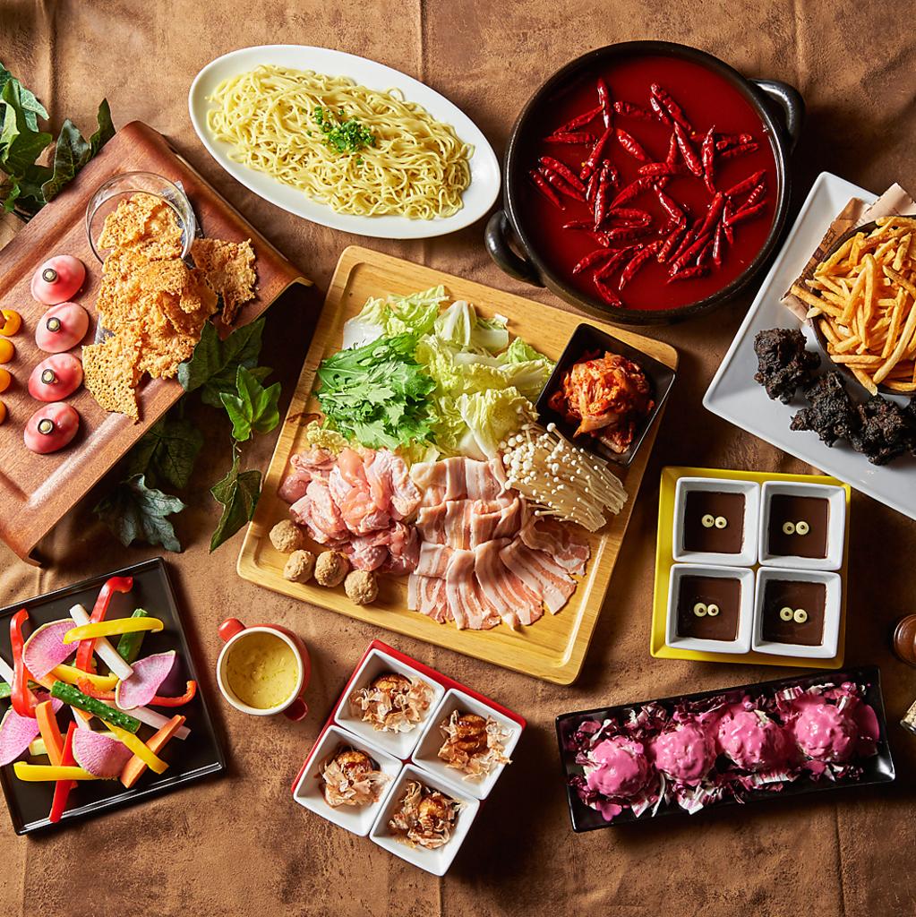 監獄レストラン ザ・ロックアップ 札幌ノルベサ店|店舗イメージ6