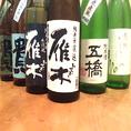 山口県の地酒もご用意して、皆様のご来店お待ちしております!!