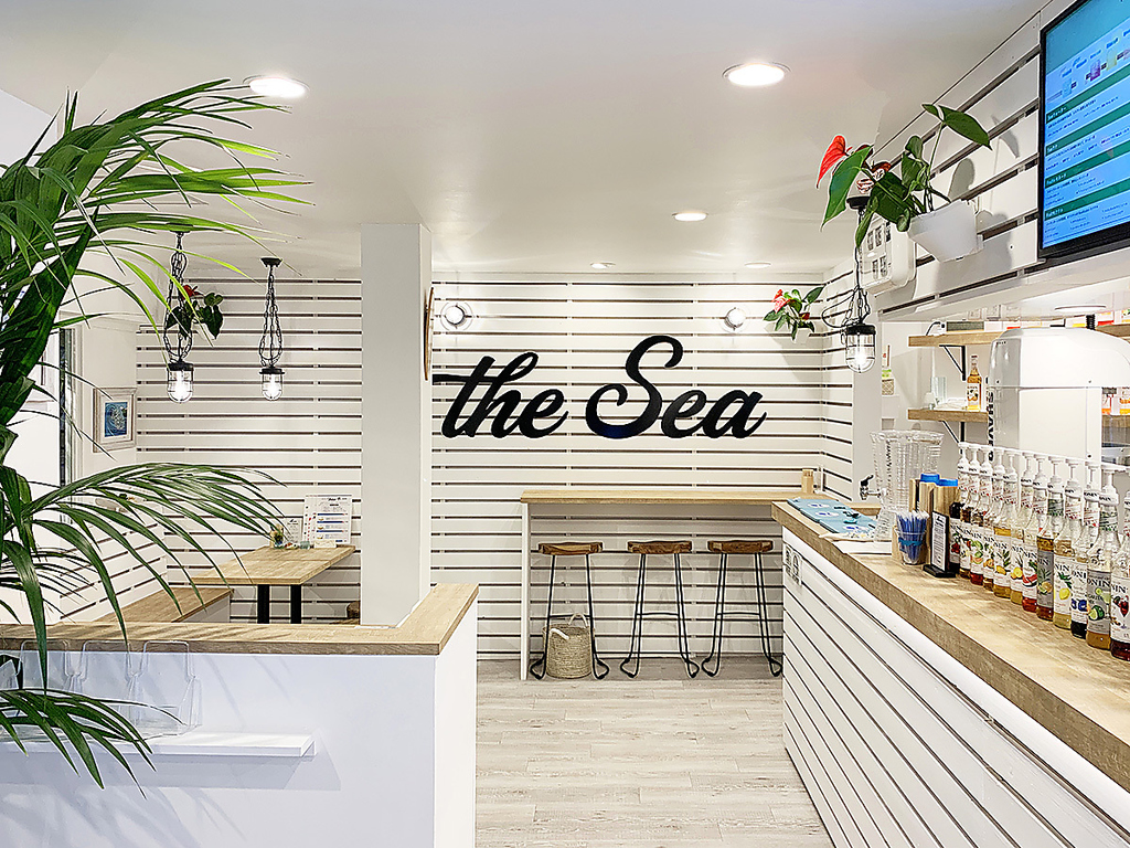 the Sea|店舗イメージ2