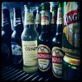 インドビール多数取りそろえています。