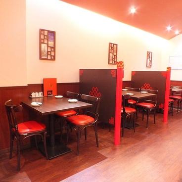 天神橋 上海食苑の雰囲気1