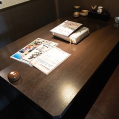 テーブル席2~8名様ご利用可能!!