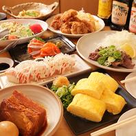 大人気☆食べ飲み放題コース☆3200円