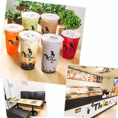 thoc tea fast food トクティーファストフードの写真