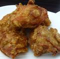 料理メニュー写真若鶏の柚子こしょう唐揚げ