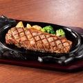 料理メニュー写真厚切り熟成サーロインステーキ <300g>
