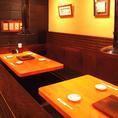 8名座れるテーブル×2席☆ 団体様o.k