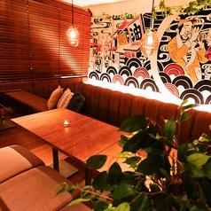 瓦 ダイニング kawara CAFE&DINING 横須賀モアーズ店の雰囲気1