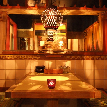 旅人食堂 立川店の雰囲気1