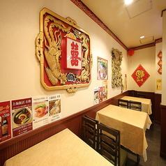 テーブル2~4名席◆ちょっとしたお食事会/友人同士/女子会でのご利用が多いお席です。