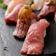 隠れ家バル 肉です。寿司です。 高田馬場店の写真