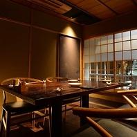 特別な日に、特別な空間でお食事。