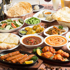 ハーブスパイスキッチン 平野店の写真