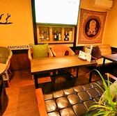 多国籍料理居酒屋 FANTASISTA13の雰囲気2