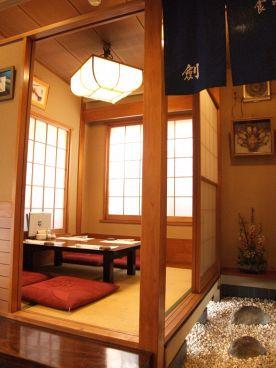 剣寿司の雰囲気1
