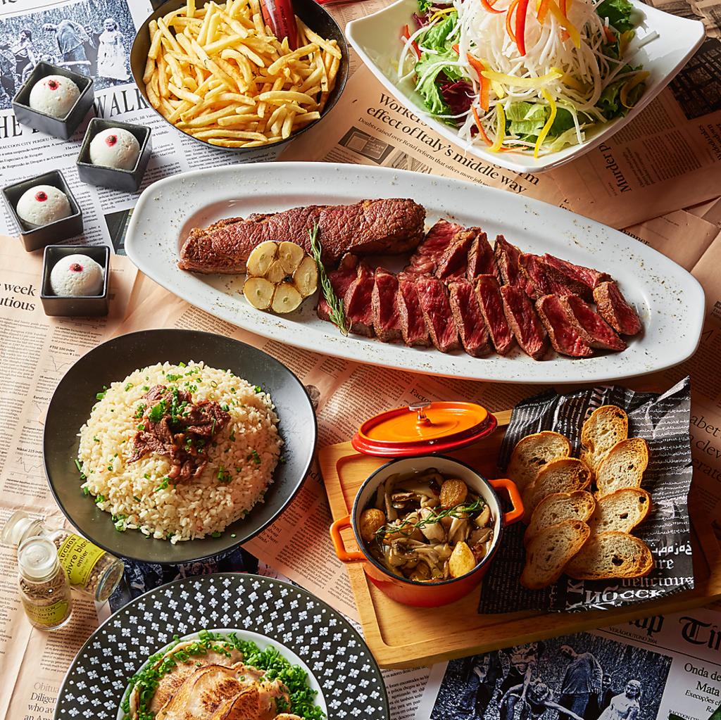 監獄レストラン ザ・ロックアップ 札幌ノルベサ店|店舗イメージ7