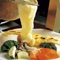 料理メニュー写真ラクレットチーズ