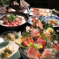 日本海庄や 高岡店のコース写真