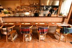 ◆2人掛けテーブルは全5卓ございます◎