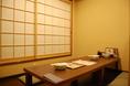 個室4~8名様×2部屋