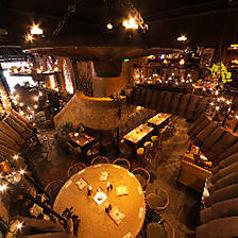 多様な座席があり、広い店内は、さまざまな用途でご利用◎!