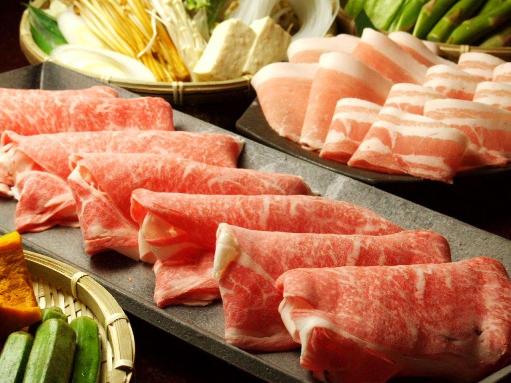 【厳選肉】豚肉、ラム肉、牛肉、鹿肉、鶏肉、真鴨肉など、道産中心のお肉を気分に合わせてチョイス!