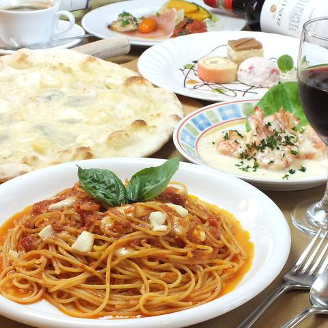 リーズナブル、かしこまらずに気軽にイタリア料理を味わえ、楽しめるお店。