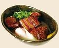 料理メニュー写真豚三枚肉の角煮
