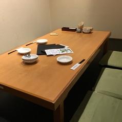 2F お座敷個室席 人数に合わせてご用意させて頂きます♪ ※お座敷には相部屋、半個室、個室がございます。