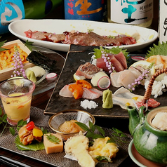 地魚と地野菜の旬料理 心屋の写真